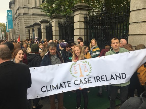 Image result for climate case ireland